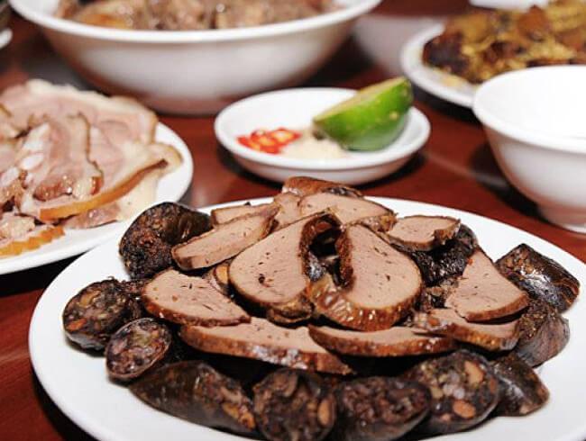 Món ăn kiêng ngày Tết - Thịt chó