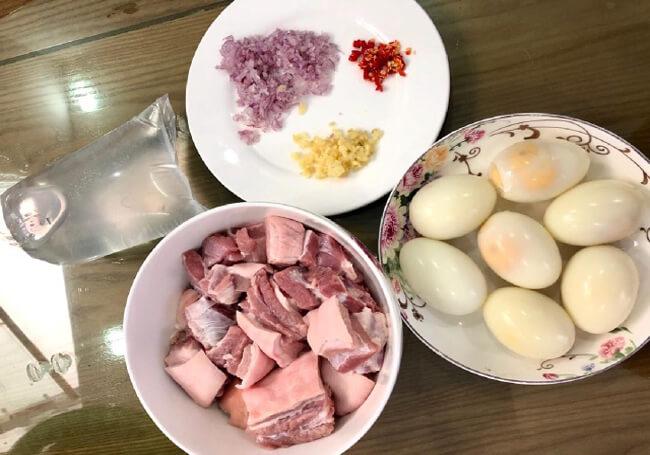 Nấu ăn ngon ngày Tết - chuẩn bị nguyên liệu