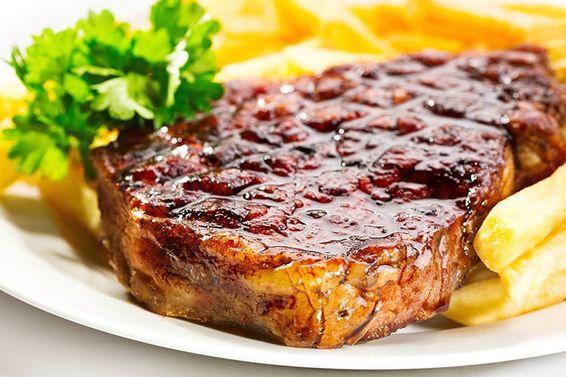 Bò bít tết ngon như nhà hàng